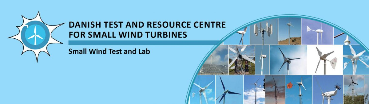 DANISH TEST AND RESOURCE CENTRE FOR SMALL WIND TURBINES